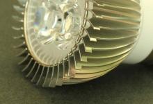 """Набор LED лампа """"кубок"""" 3W Е14/E27"""