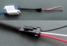 Сдвоенный LED драйвер 8-14W-4