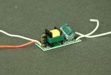 LED драйвер N(4-7) x 1W, 300mA
