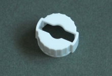 Держатель линзы 20 мм (белый)