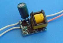 LED драйвер N(4-5) x 1W, 300mA