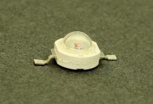 Светодиод красный 1W (45-50 lm)