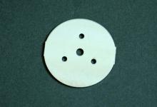 Светодиодный модуль сдвоенный круглый 5W х 2/1100-1300Lm /300mA